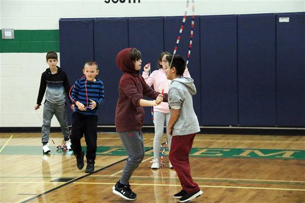 Fifth Grade Jump Rope Routines