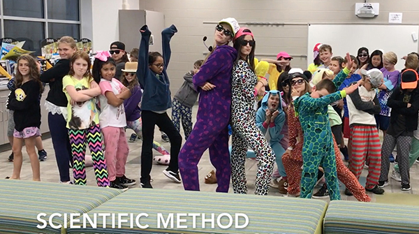 Fifth Graders Drop Scientific Method Music Video